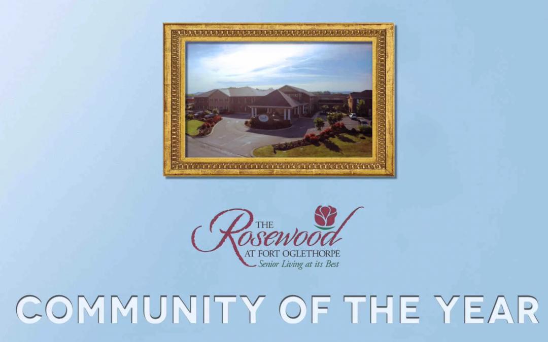 Regency's Community of the Year!
