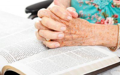 Religion Makes Seniors Healthier and Happier