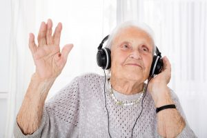 Rosewood seniors and music