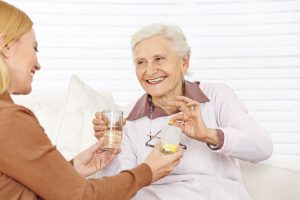 Rosewood Assisted Living Community Senior Medication