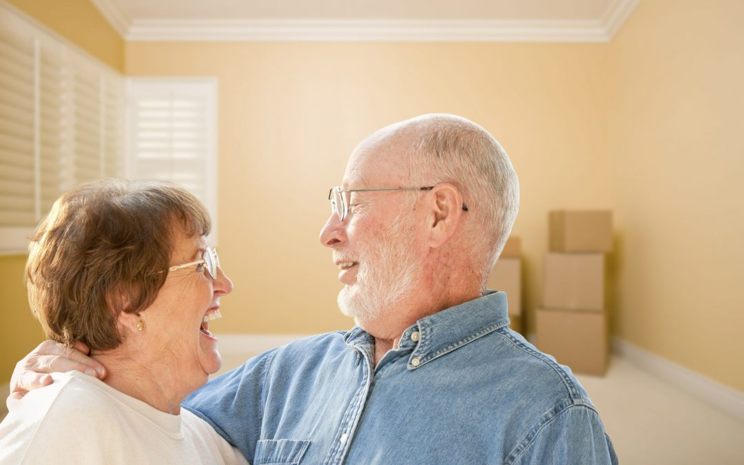 Strategies for Helping Seniors to Downsize Empty Nests