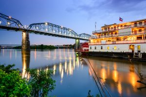 Downtown Chattanooga Riverfront Senior Activities