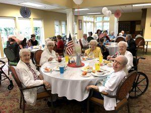meals for seniors Fort Oglethorpe