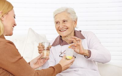 Rosewood Assisted Living Community Offers Medication Management for Residents