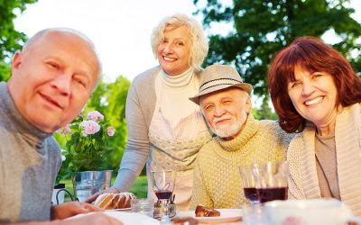 The Science of Seniors and Social Connection