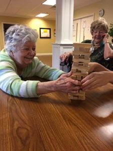 Residents at Rosewood enjoy the best choice for senior living in Fort Oglethorpe, GA.