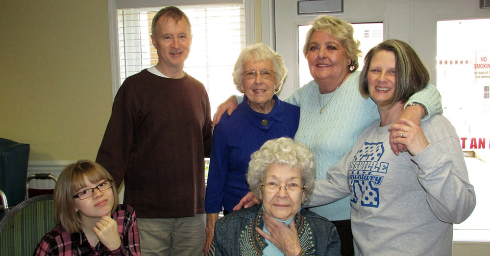 Chattanooga Assisted Living Volunteers