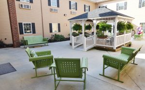 Rosewood Retirement is the best choice for senior living in the Fort Oglethorpe area.