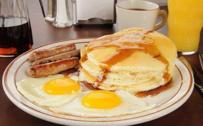 Pastor's Breakfast