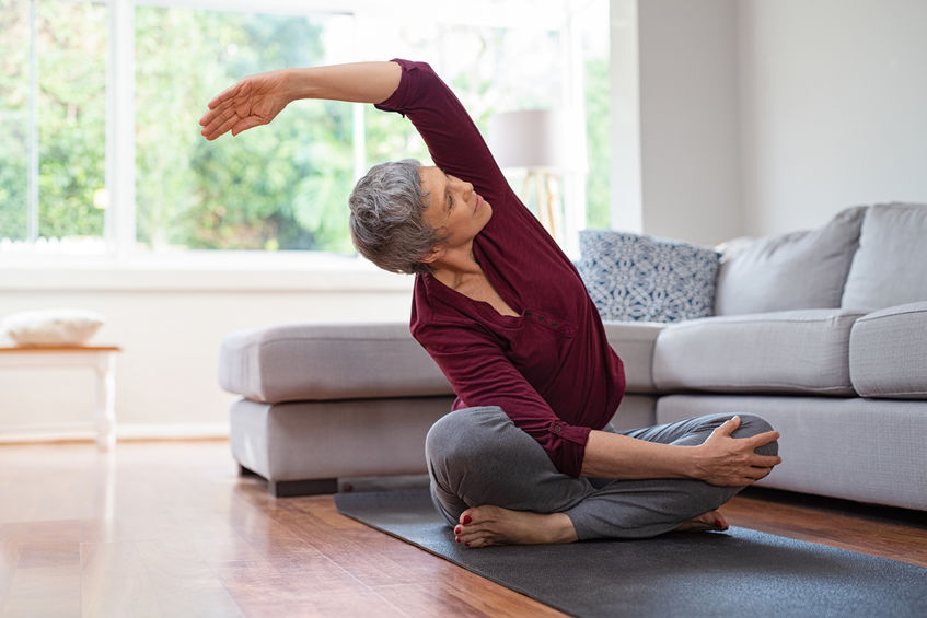 Working to minimize stress through active senior living is a great way to boost your overall immune system for better health.