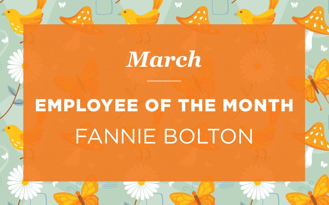 Fannie Bolton