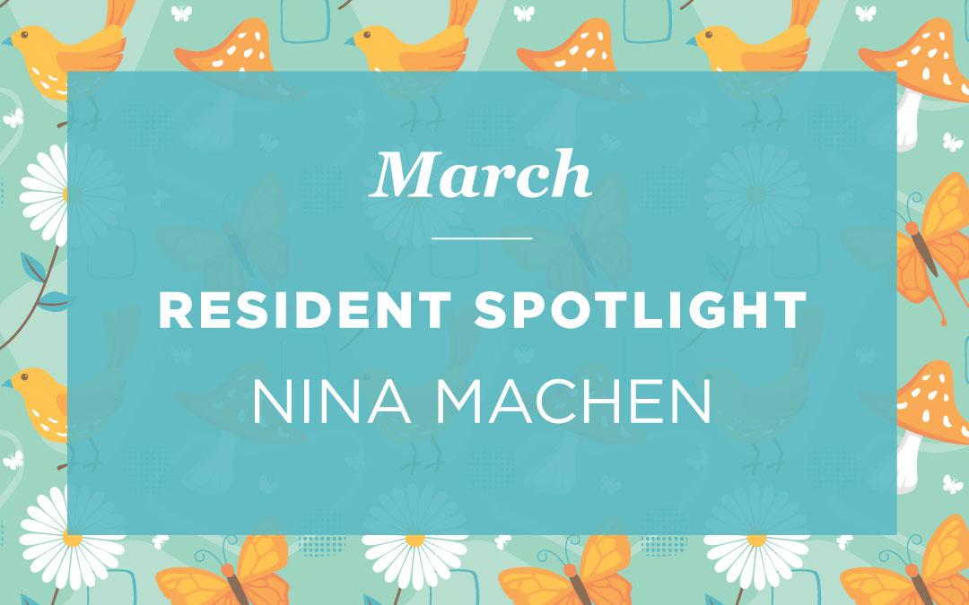 Nina Machen
