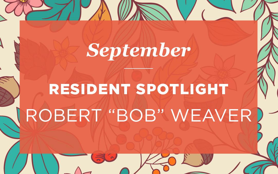 "Robert ""Bob"" Weaver"