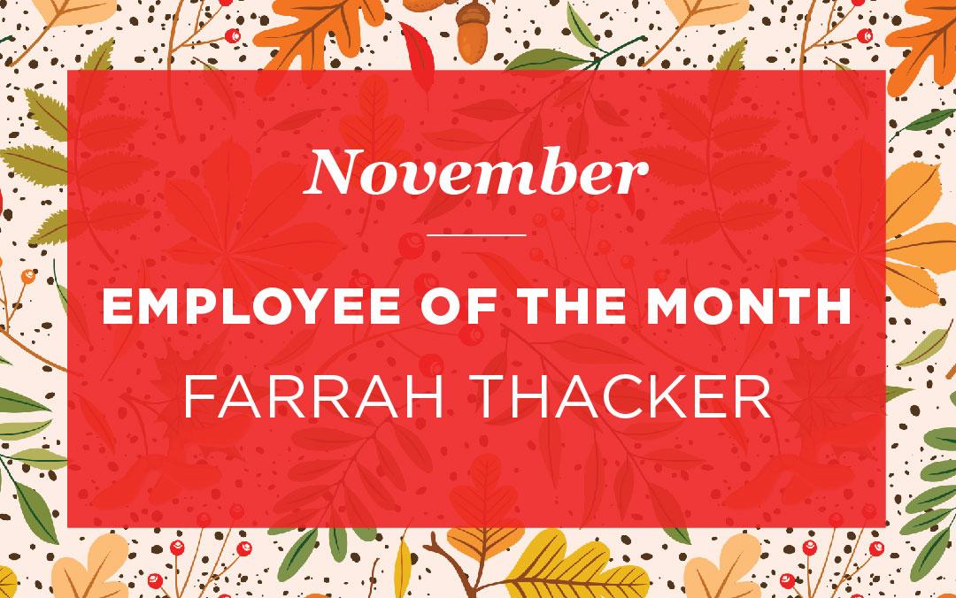 Farrah Thacker